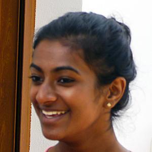 ECI Student Alisha Rajendran