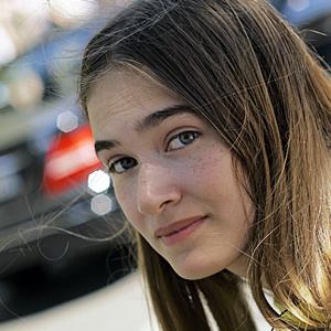 ECI Student Anastasia Flores