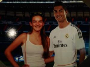 Annie & Ronaldo