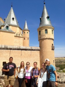 Alcazar royal palace