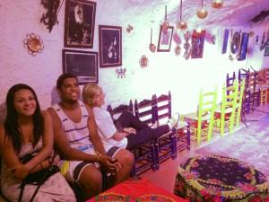 Flamenco cave