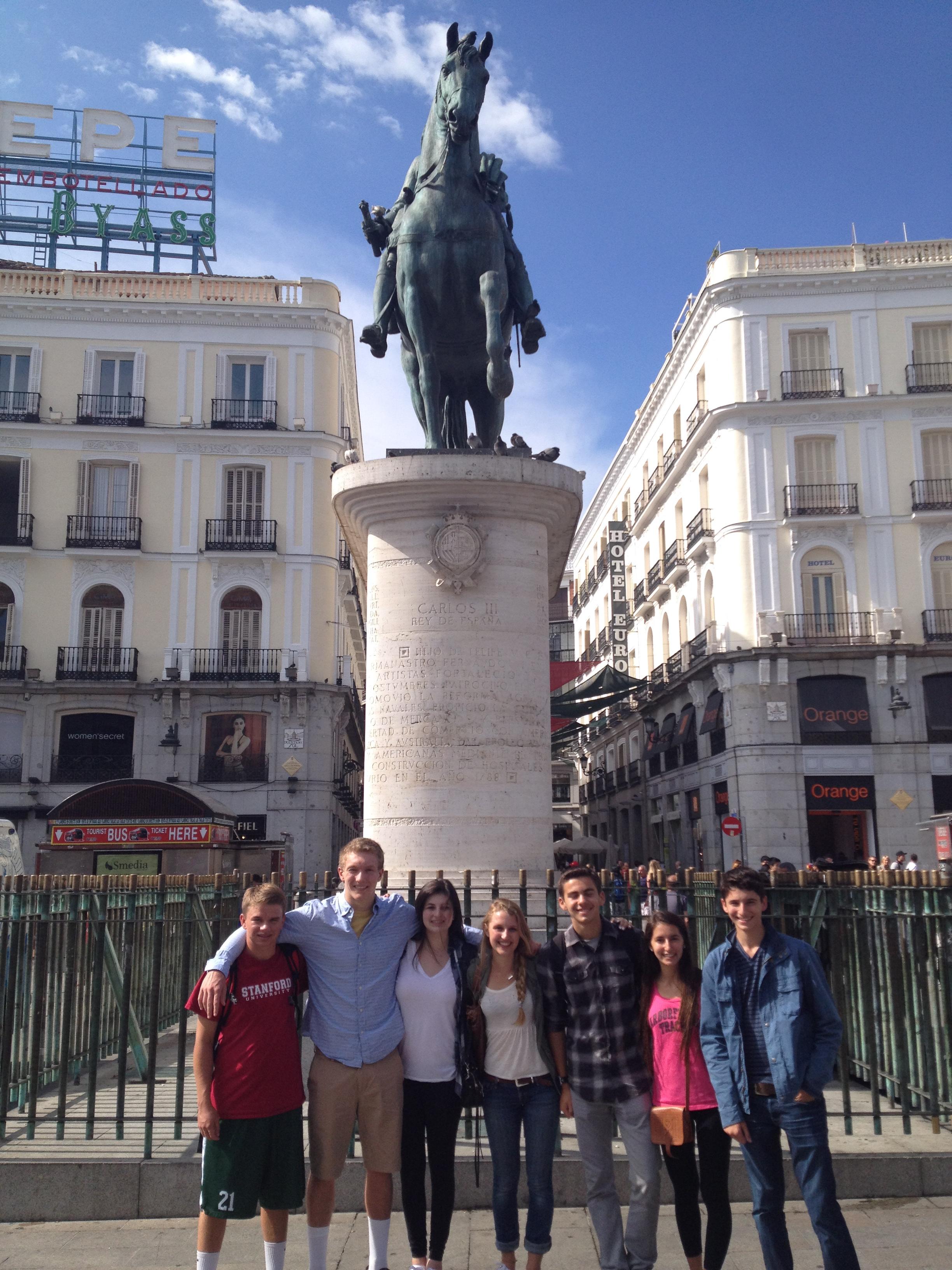 Madrid July 3rd Eci
