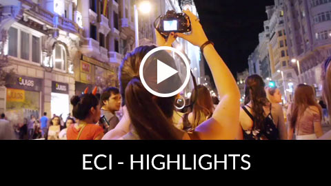 Click to play video Summer Study Abroad—The Highlights—ECI