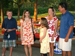 host-family-at-welcome-party-2009