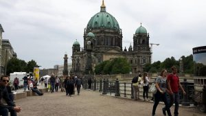 "Berlin Cathedral, close to ""Museum Island"""