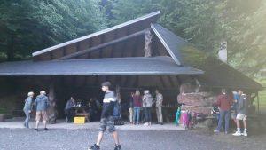 Grillhutte (BBQ hut)