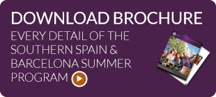 Download ECI 2014 Southern Spain and Barcelona 2014 Program Brochure