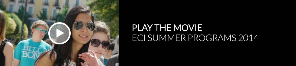 Click to play ECI Summer Programs 2013 video