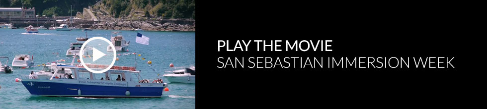 Click to play ECI San Sebastian Immersion Week video