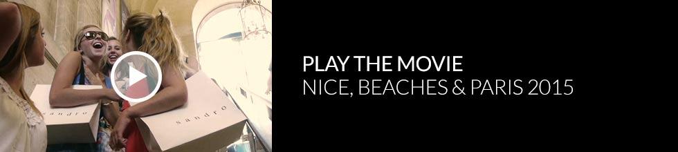 Click to play ECI Nice, Beaches & Paris 2014 video